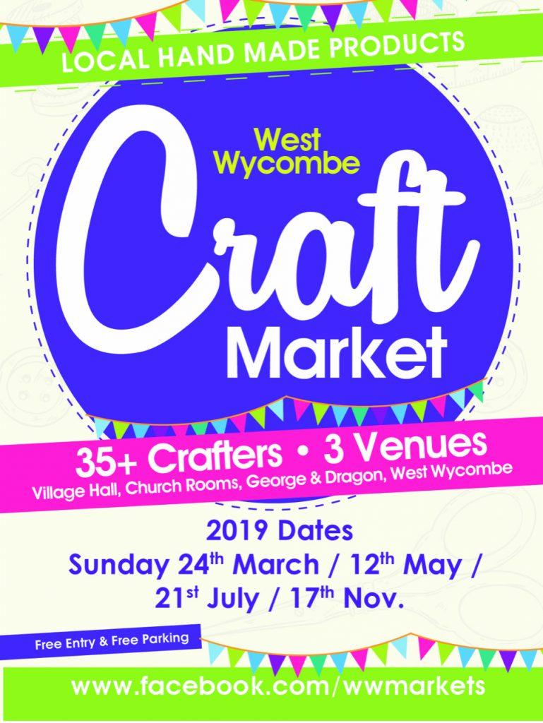 West Wycombe Craft market